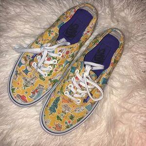 1f07a72336f Women s Alice In Wonderland Shoes Vans on Poshmark